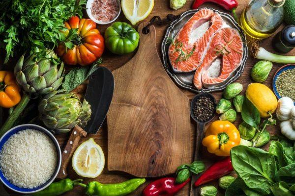 عادات غذایی خوب و بد